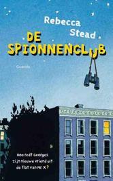 De spionnenclub Stead, Rebecca, Ebook