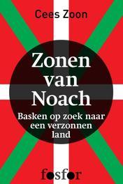 Zonen van Noach Basken op zoek naar een verzonnen land, Zoon, Cees, Ebook