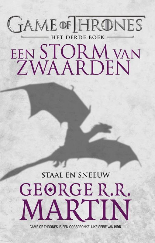 Een storm van zwaarden / 3A Staal en sneeuw Martin, George R.R., Ebook