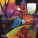 COMPLETE SOLO PIANO MUSIC M.ROSCOE