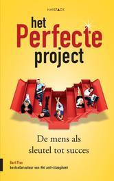 Het perfecte project de mens als sleutel tot succes, Flos, Bart, Ebook