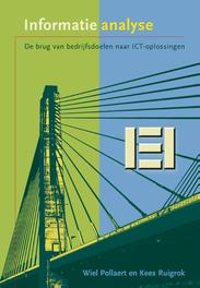 Informatieanalyse de brug van bedrijfsdoelen naar ICT-oplossingen, Pollaert, Wiel, Ebook