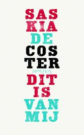 Dit is van mij Coster, Saskia De, Ebook