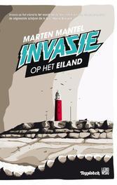 Invasie op het eiland Mantel, Marten, Ebook