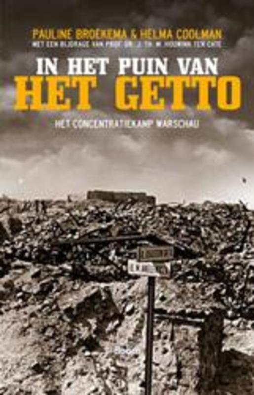 In het puin van het getto het concentratiekamp Warschau, Broekema, Pauline, Ebook