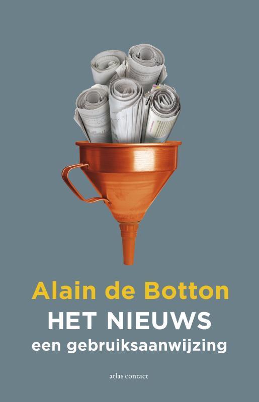 Het nieuws een gebuiksaanwijzing, Botton, Alain de, Ebook