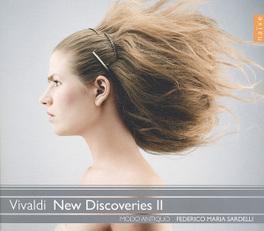 NEW DISCOVERIES II MODO ANTIQUO/FREDERICO MARIA SARDELLI A. VIVALDI, CD