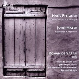 CELLO CONCERTO IN G MAJ/P PFITZNER/MAYER, CD