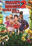 Het regent gehaktballen 2 (Cloudy with a chance of meatballs), (DVD)