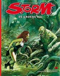 Storm: 4 De groene hel de kronieken van de diepe wereld, Matena, Dick, Paperback