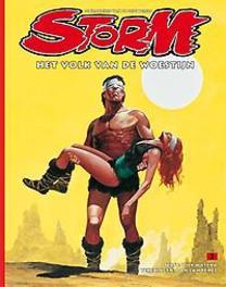 Storm: 3 Het volk van de woestijn de kronieken van de diepe wereld, Matena, Dick, Paperback