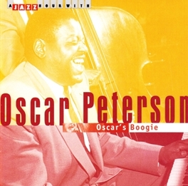 OSCAR'S BOOGIE Audio CD, OSCAR PETERSON, CD