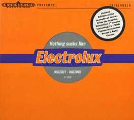 NOTHING SUCKS LIKE.. .. ELECTROLUX V/A, CD