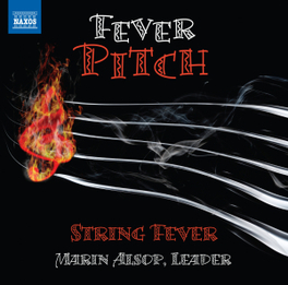 FEVER PITCH MARIN ALSOP STRING FEVER, CD