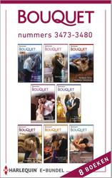 Bouquet e-bundel nummers 3473-3480 (8-in-1)