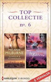 Topcollectie 6 Glamour & schandalen ; Minnares van de tycoon, Milburne, Melanie, Ebook
