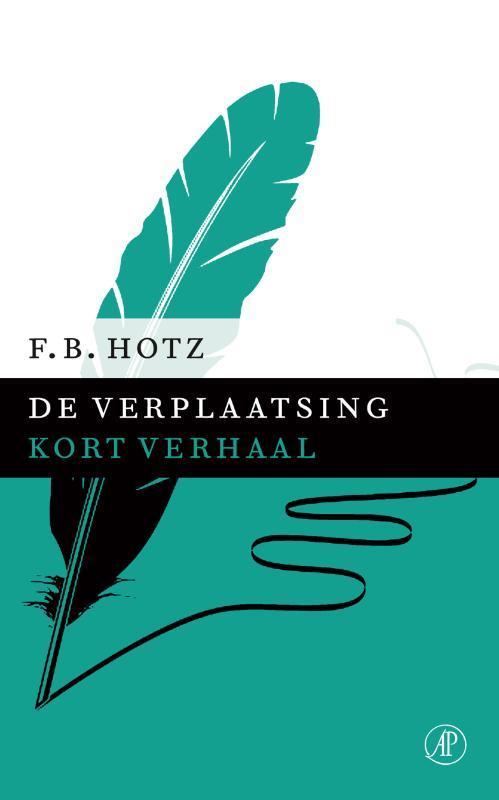 De verplaatsing Hotz, F.B., Ebook