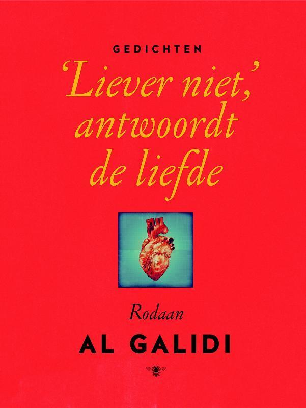 'Liever niet', antwoordt de liefde Galidi, Rodaan Al, Ebook