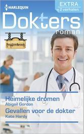 Heimelijke dromen  Gevallen voor de dokter De dokters van Swallowbrook, Gordon, Abigail, Ebook