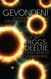 Gevonden! hoe het Higgsdeeltje onze wereld veranderde, Stroeykens, Steven, Ebook