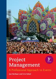 Project management a professional approach to events, Verhaar, Jan, Ebook