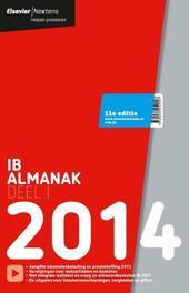 Elsevier IB almanak / 2014 1 Ebook