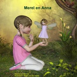 Merel en Anna het elfje dat uit het mobieltje kwam, Ven, Gezina van der, Ebook