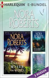 Nora Roberts e-bundel Wilde bloemen ; Tussen water en wind ; Begraven geheimen, Roberts, Nora, Ebook