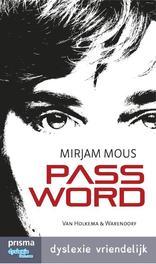 Password dyslexie vriendelijk, Mous, Mirjam, Ebook