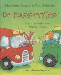 De bussertjes Busser, Marianne, Ebook