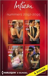 Intiem e-bundel nummers 2092-2095 Sands, Charlene, Ebook