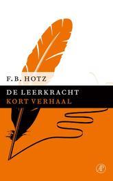 De leerkracht Hotz, F.B., Ebook