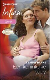 Een koninklijke baby Het koninkrijk Chantaine, Banks, Leanne, Ebook