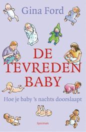 De tevreden baby hoe je baby 's nachts doorslaapt, Ford, Gina, Ebook