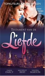 Testament van de liefde Nick ; Anton ; Jake, Emma, Ebook
