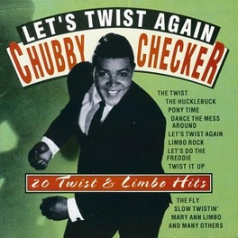LET'S TWIST AGAIN 20 TWIST & LIMBO HITS Audio CD, CHUBBY CHECKER, CD