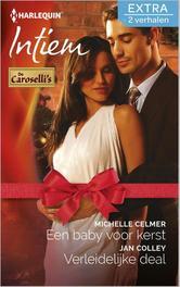 Een baby voor kerst  Verleidelijke deal De Caroselli's, Celmer, Michelle, Ebook