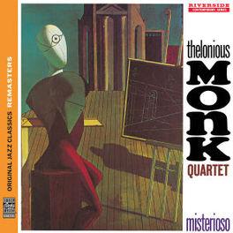 MISTERIOSO -REMAST- ORIGINAL JAZZ CLASSICS THELONIOUS MONK, CD