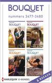 Bouquet e-bundel nummers 3477-3480 (4-in-1)