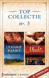 Topcollectie 3 De Logans & de liefde ; Mannen met macht, Banks, Leanne, Ebook