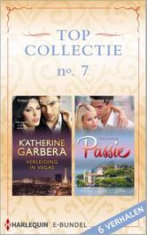 Topcollectie 7 Verleiding in Vegas ; Italiaanse passie, Garbera, Katherine, Ebook