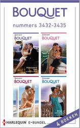 Bouquet e-bundel nummers 3432-3435 (4-in-1)