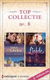 Topcollectie 8 Trots & begeerte ; Testament van de liefde, Craven, Sara, Ebook