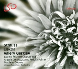 ELEKTRA LONDON SYMPHONY ORCHESTRA/VALERY GERGIEV R. STRAUSS, CD