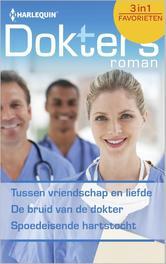 Tussen vriendschap en liefde  De bruid van de dokter  Spoedeisende hartstocht Kingsley, Maggie, Ebook