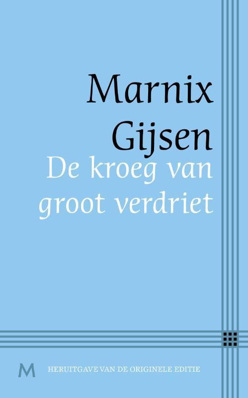 De kroeg van groot verdriet Gijsen, Marnix, Ebook
