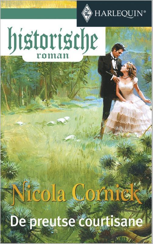 De preutse courtisane Nicola, Ebook