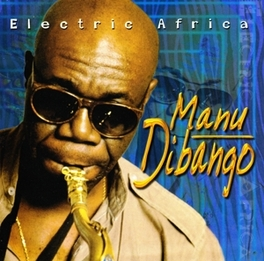 ELECTRIC AFRICA Audio CD, MANU DIBANGO, CD