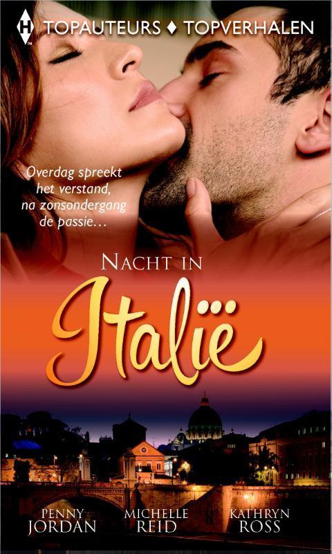 Nacht in Italië Italiaanse bruiloft ; Italiaanse nachten ; Italiaans aanzoek, Jordan, Penny, Ebook