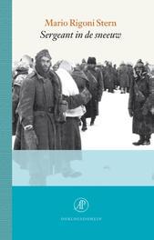 Sergeant in de sneeuw herinneringen aan de aftocht uit Rusland, Rigoni Stern, Mario, Ebook